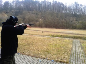 TRAP -Reaktywacja: szkolenie ze strzelby gładkolufowej.