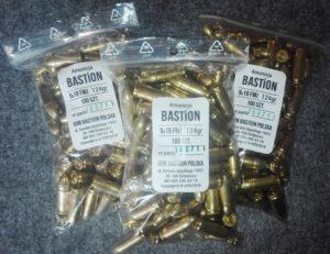 Nowa dostawa amunicji 9×19.